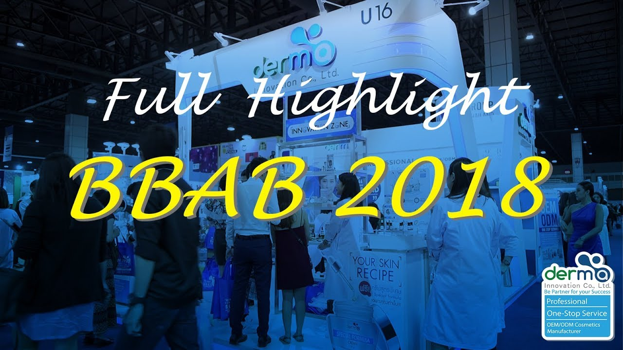 Download Derma Innovation X Beyond Beauty Asean Bangkok 2018