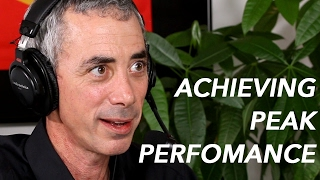 Hack Your Brain & New Technology to Reach Peak Performance with Steven Kotler
