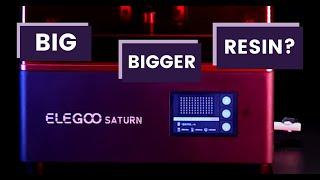 Elegoo Saturn 4K - A Closer look - Z3DP News and Updates