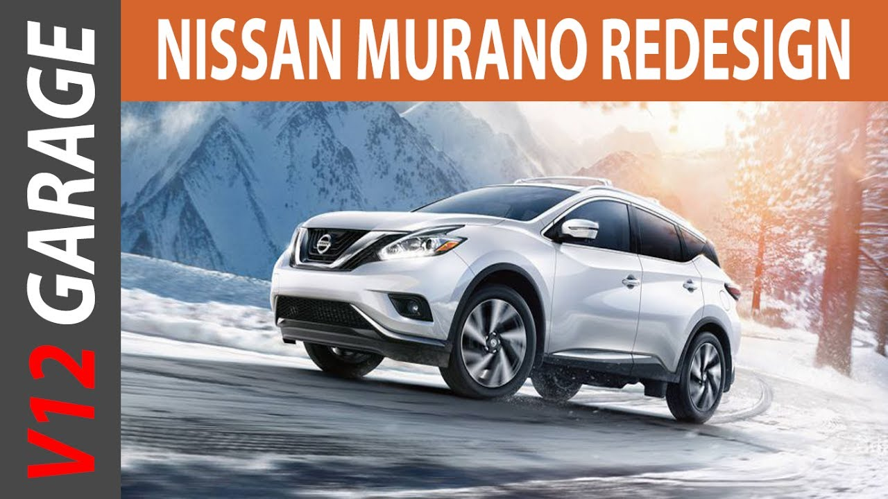 2018 nissan murano review specs interior exterior and release date youtube. Black Bedroom Furniture Sets. Home Design Ideas