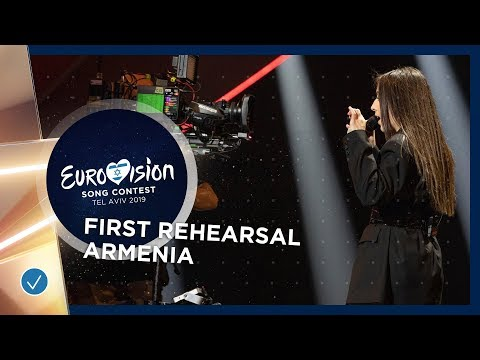Armenia 🇦🇲 - Srbuk - Walking Out - First Rehearsal - Eurovision 2019