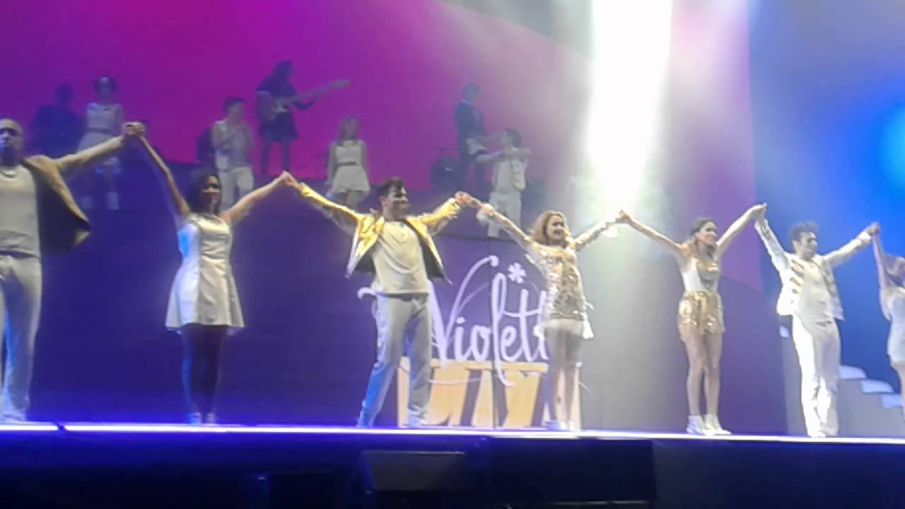 Violetta Live 2021
