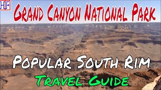 Grand Canyon National Park (TRAVEL GUIDE)   Beautiful America Series    Episode# 1