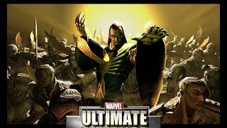 vel Ultimate Alliance Playthrough Part 4