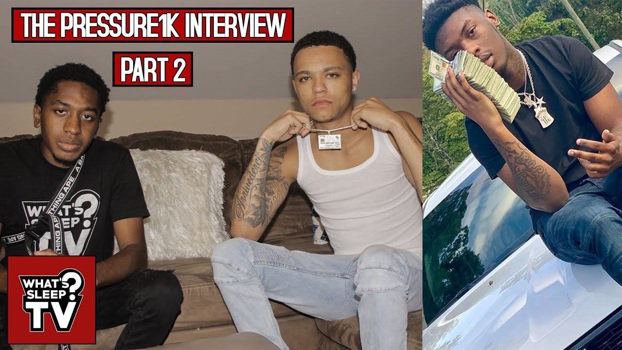 "Pressure1k Details Origin Of His Name & Denies Being Associated With Hardaway 1k, ""I've Been 1k"""