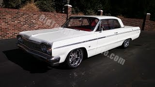 1964 Chevrolet Impala SS for sale Old Town Automobile in Maryland