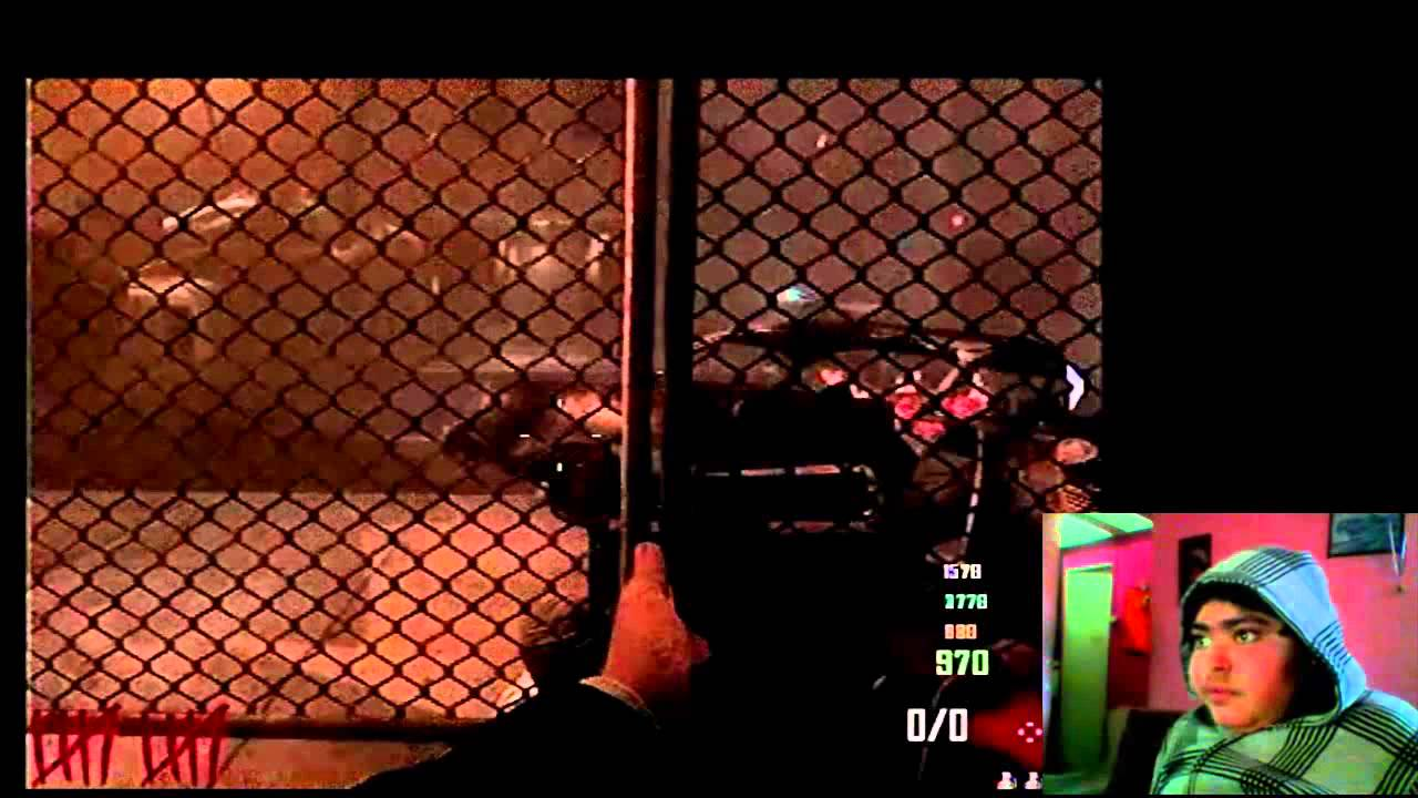 call of duty black ops 2 modo zombies (invitados especiales) (jugonesJGN)
