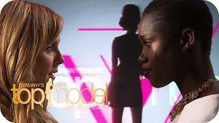 Aminata bricht bei der Entscheidung zusammen | Germany