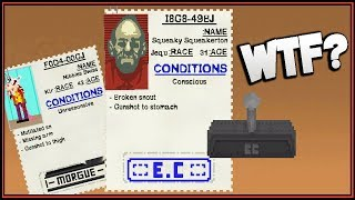 PAPERS PLEASE BUT IN A WAR HOSPITAL? - Ms. Squeaker