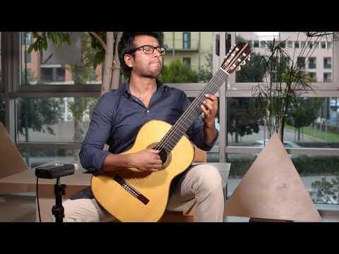 Torres And Hauser (Segovia) In Parallel / Marco Bortolozzo Guitars