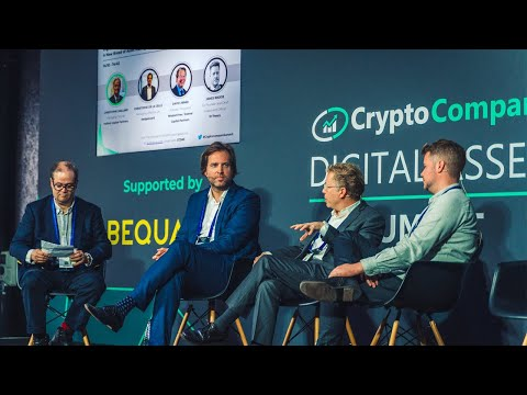 Digital asset fund management: a new breed of asset managers. | CryptoCompare Digital Asset Summit