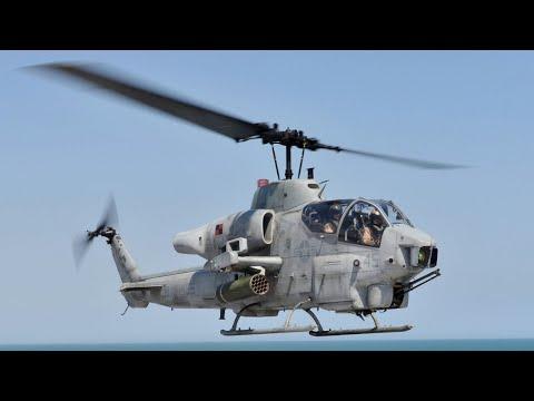 Chile demonstra interesse no AH-1W Super Cobra