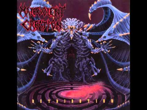 Malevolent Creation - Eve Of The Apocalypse [HQ]