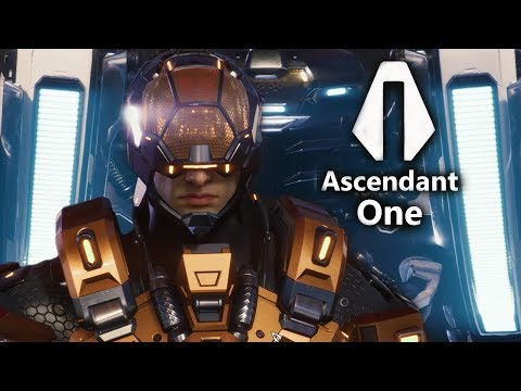Ascendant One KR Early Access - All Character (Animation And Facial Animation)
