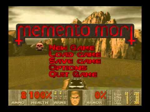 Let's Listen - Memento Mori - Text Screen