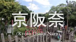 Moment: 京都(Kyoto) 大阪(Osaka)  奈良(Nara), Japan 2018