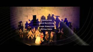 IL TROVATORE Berlin - DOMINGO and NETREBKO in cinema