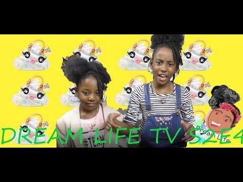 Poopsie Pooey Puitton!! DREAM LIFE TV S2E4