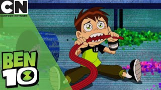 Ben 10 | Welcome To Candy World | Cartoon Network UK