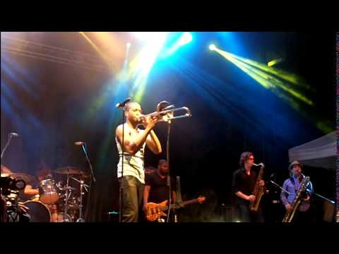 """""""Trombone Shorty & Orleans Avenue""""@ The Candler Park Music and Food Festival 2014l"""