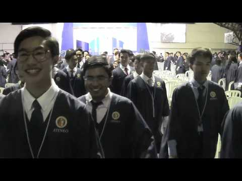 Ateneo Senior High School Class of 2018 Commencement Exercise Recessional