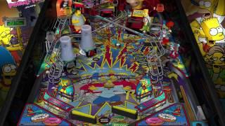 Visual Pinball 8.1 -  The Simpsons Pinball Party