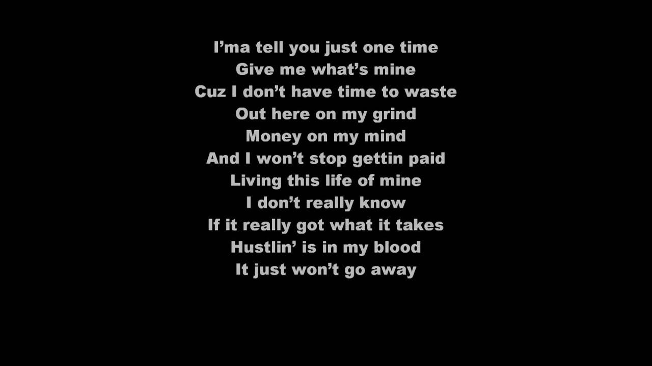 Akon Time Is Money Hq Lyrics Youtube