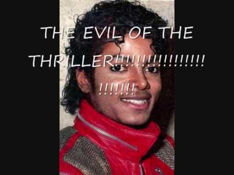 Michael Jackson Thriller Lyrics Re-Upload
