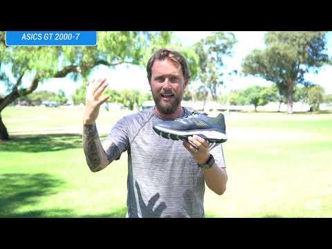 Men's ASICS GT 2000-7 | Fit Expert Shoe Review