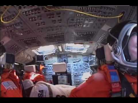 Launch Tops STS-132 Crews First Day in Space