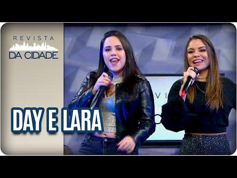 Música E Bate-papo Com Day E Lara - Revista Da Cidade (11/04/18)