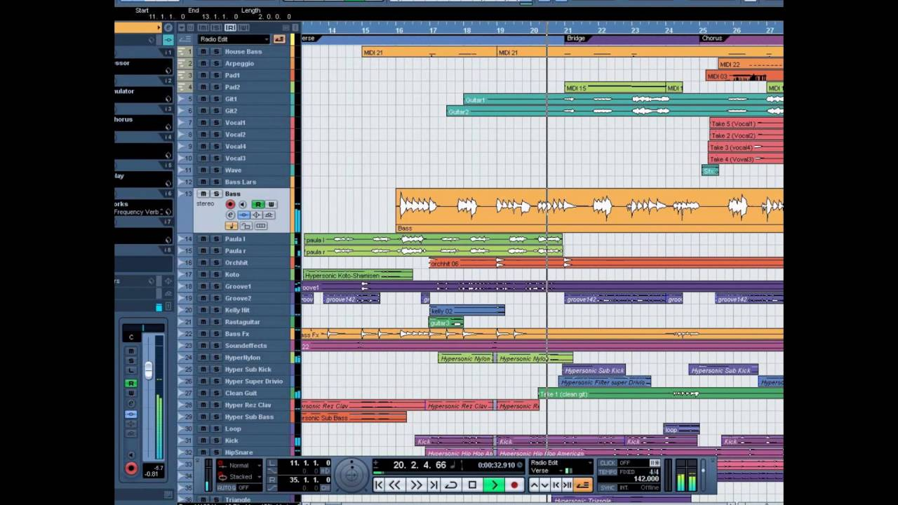 Cubase pro 9. 5. 40 crack + serial key free download full version.