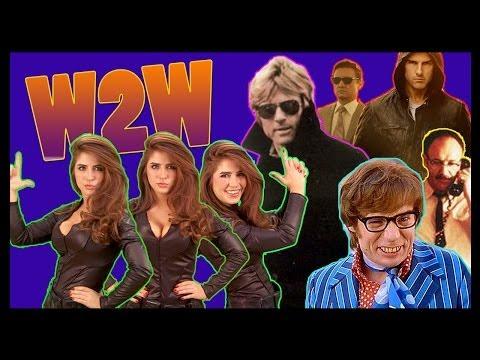 I SPY... Movie Night! - STREAMING ONLINE NOW