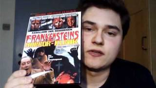 FRANKENSTEINS HORROR-KLINIK (British Splatter Classics #1) / Playzocker Reviews 1.17