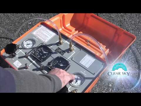 Altimeter & Altitude Reporting Equipment Tests And Inspections