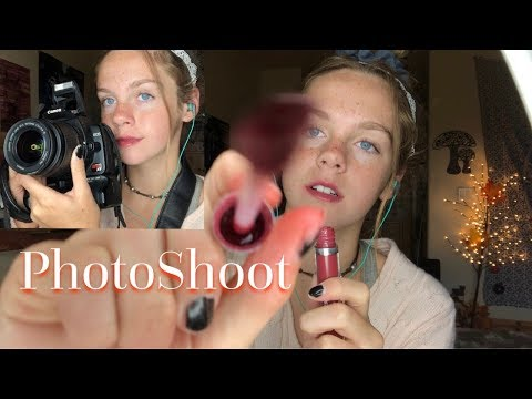 ASMR Welcome to your Photo Shoot