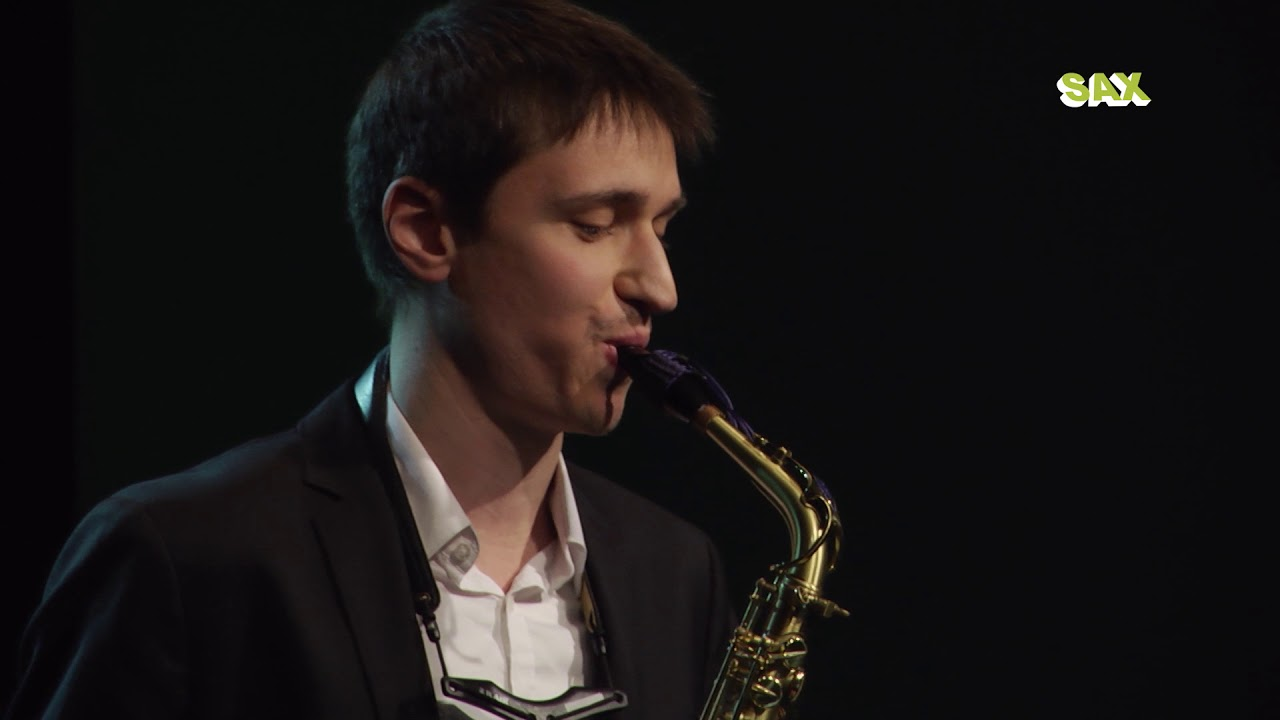 MALO LINTANF - 2nd ROUND - V ANDORRA INTERNATIONAL SAXOPHONE COMPETITION 2018