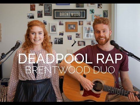 TeamHeadKick - Deadpool Rap - Game Version (Brentwood Cover)