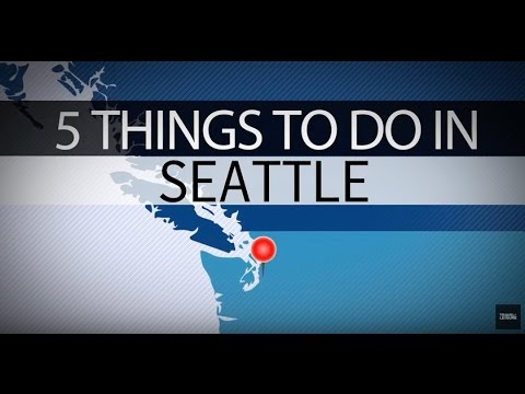 5 Things to do in Seattle   Travel + Leisure