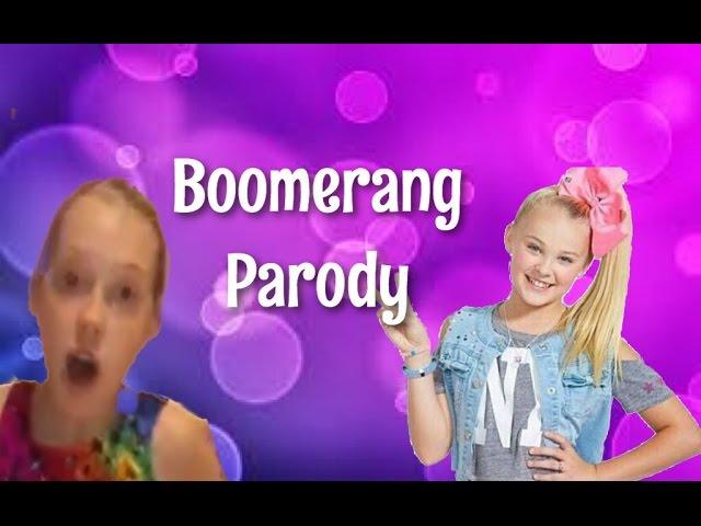 Dance Moms Parody- Boomerang Music Video