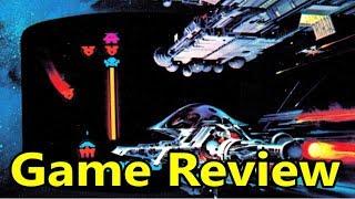GORF Atari 2600 Review - The No Swear Gamer Ep 517