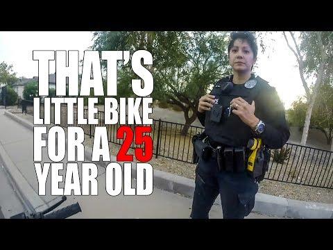 COP TRIES TO INTIMIDATE BIKER | POLICE VS BIKERS |  [Episode 74]