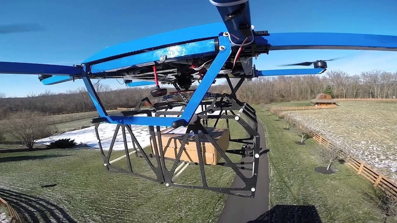 drone delivery at your front door youtube - At Your Front Door