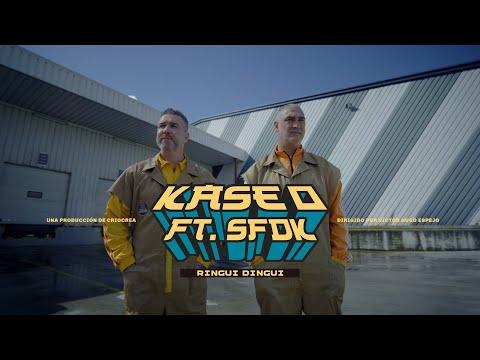 KASE.O - RINGUI DINGUI feat. SFDK (Prod. Acción Sanchez)