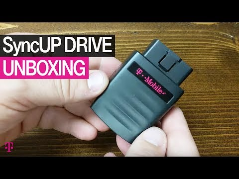 T-Mobile SyncUP Drive Product Overview | T-Mobile Ft. AskDes