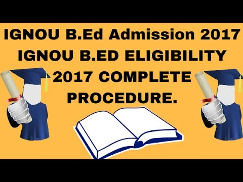 b ed admission procedure Admission rules & regulations congratulation message of hon'ble mic for the good academic attainments of the students of jadavpur university in the 2018 all.
