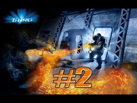 Прохождение The Thing #2...