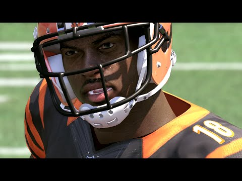 HEARTBREAK RECOVERY TIME! 16-17 BENGALS PREVIEW! Madden 17 Online Gameplay