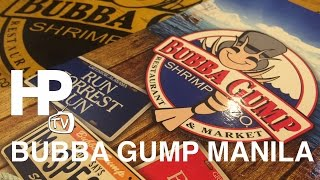 Best of Bubba Gump Shrimp Company Restaurant Manila by HourPhilippines.com