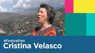 Entrevista con Cristina Velasco en la Fiesta Nacional de La Chaya   Festival País